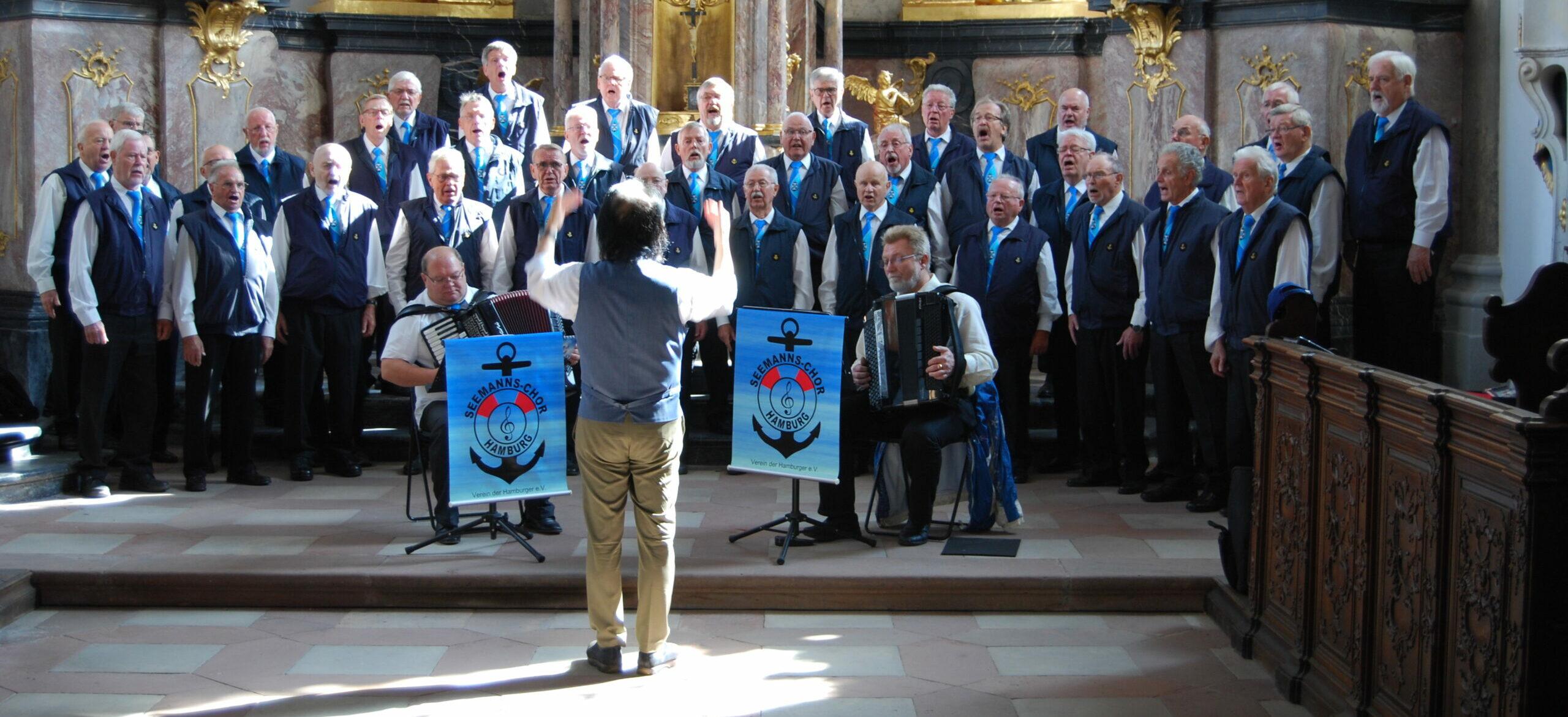 Chorreise in den Spessart 2018