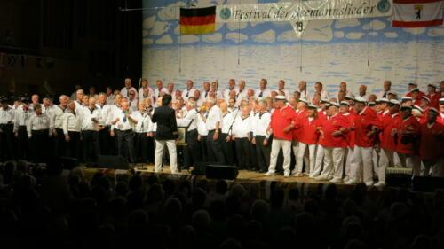 Chorreise nach Berlin zum 19. Festival der Seemannslieder